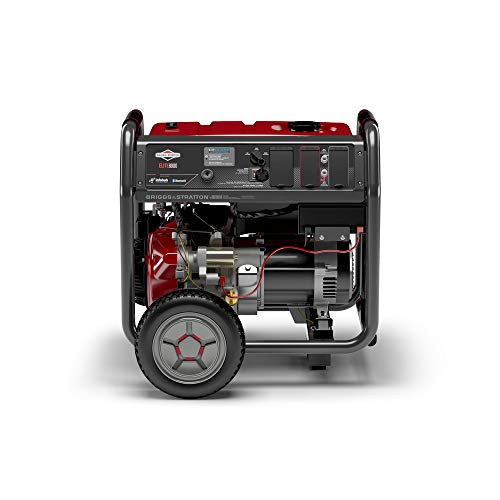 Briggs & Stratton 30742 8000 Watt Portable Bluetooth Generator