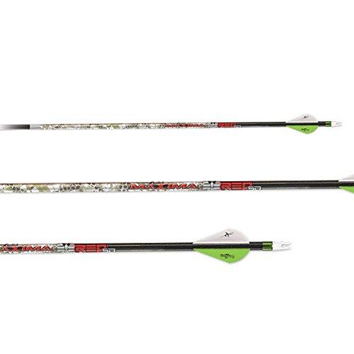 Carbon Express Maxima Red Badlands SD Arrow Shafts - 12 Pack