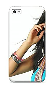 LJF phone case Sanp On Case Cover Protector For iphone 4/4s (celebrity Katrina Kaif People Celebrity)
