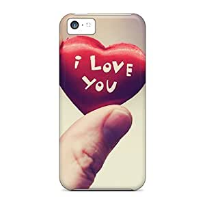 For Iphone Cases, High Quality I Love You For Iphone 5c Covers Cases