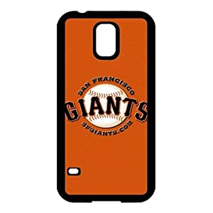 MLB Personalize San Francisco Giants Anti Slip Shell Case for Samsung Galaxy S5