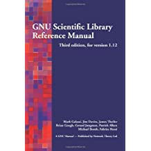 Gnu Scientific Library Reference Manual - Third Edition