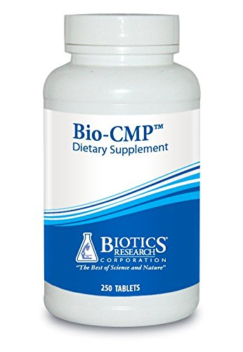 Tablets Gluconate Calcium 250 (Bio-CMP™ from Biotics Research-Calcium, Magnesium and Potassium Supplement, Supplies Electrolytes that Provides Relief for Muscle Cramps and Fatigue, Supports Healthy Metabolism 250(T))