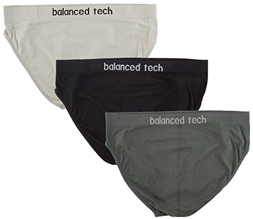 35ee016949 ... Balanced Tech Women s Seamless Bikini Panties 3 Pack - Assorted Colors.  Sale. On Sale