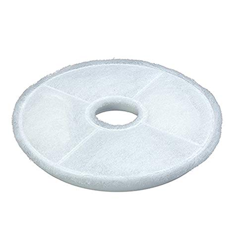 White Filters Clearance, 1/2Pcs Flower Style Filter for