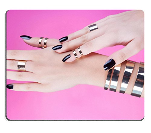 msd-natural-rubber-mousepad-woman-with-black-manicure-wearing-gold-bracelet-and-rings-image-33255808