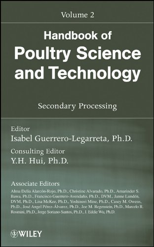 : Handbook of Poultry Science and Technology, Secondary Processing