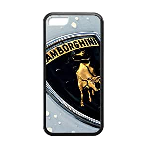 Cool-Benz Car logo Lamborghini Phone case for iPhone 5c