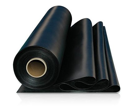 20' x 50' Firestone RubberGard™ 45 mil EPDM Roofing Rubber by RubbergardTM