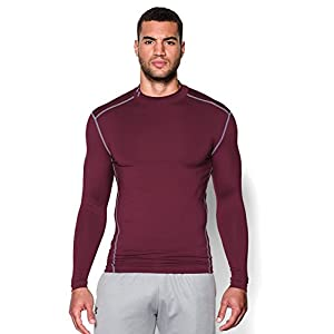 Under Armour Men's ColdGear Armour Fitted Mock