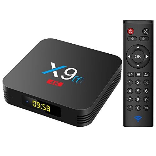 [S912/2G/16G EMMC/1000M] TICTID X9T Android 6.0 TV box 4K Ultra HD Amlogic S912 2GDDR/16G EMMc AP6212 2.4 G WIFI 1000M Lan/H.265 Decoding Smart TV Box