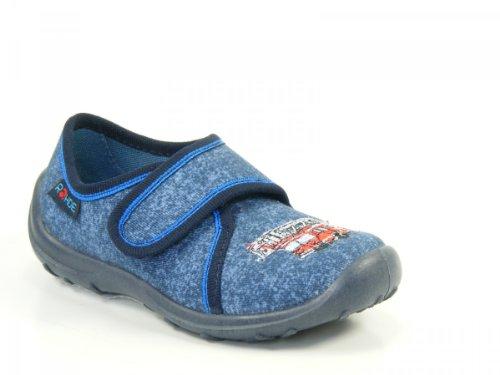Rohde Boogy - Zapatillas de estar por casa Niños Blau Ocean 056