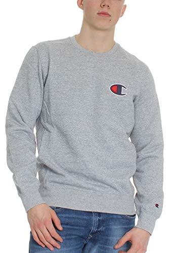 Champion Sweater Herren 213513 F19 EM021 NOXM Grau