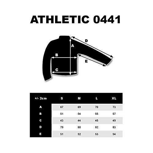 Hombre Camuflaje Manga 0441 Sudadera Gris Bolf Larga Athletic 0755 pvqOnwFBH
