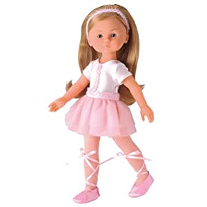Corolle Les Chéries Camille Ballerina Fashion Doll