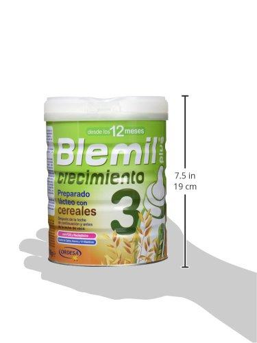 Blemil Plus Leche con Cereales - 800 gr: Amazon.es: Alimentación y bebidas