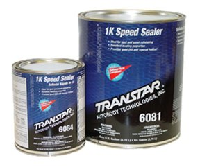 Transtar 6084 1K Speed Sealer - 1 Quart by TRANSTAR