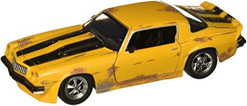 Car Concept Camaro (Jada 1: 24 W/B - Hollywood Rides - Transformers - Bumblebee - 1977 Chevrolet Camaro Concept (Yellow))