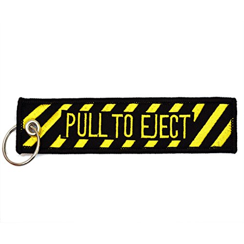 Apex Imports Pull to Eject Key Chain Motorcycle ATV Car Truck Keychain