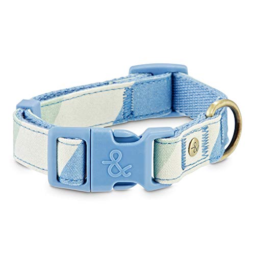 SERENITY2000 Serenity Striped Dog Collar, -