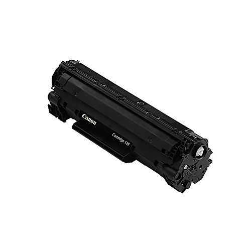PRINTJETZ Premium Compatible Replacement Canon 125 (Black / 3484B001AA / CRG 125) Toner Cartridge for use Canon imageCLASS LB P6000, MF3010 Series Printers. (Series P6000)