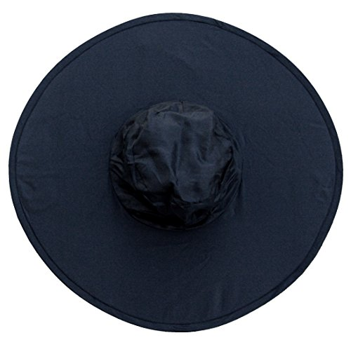 Twist and fold hat foldable nylon sun hat in diameter brim jpg 500x485 Twist  fold and 6e626c70cef7