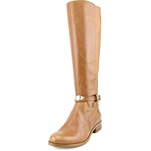 Michael Kors Women's Arley Riding Boots [5M] [Luggage]