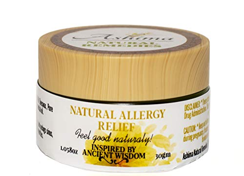 Natural Allergy Relief for runny stuffy nose sneezing watery bloodshot eyes headaches cold and cough suppressant chest congestion.Year long allergy relief. Natural Healthy Wellness Alternatives to OTC (Natural Remedies For Runny Nose And Congestion)