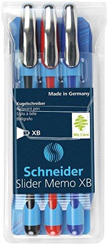 Schneider Slider Memo XB Ballpoint Pen 3