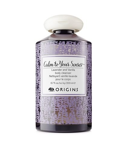 Calm To Your Senses Lavender and Vanilla Body Cleanser