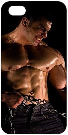 Bodybuilding Wallpaper Hd 3d For Iphone 5c Phone Case Cover Amazon Co Uk Electronics