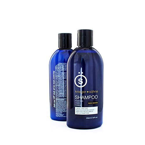Salon Quality Mens Shampoo Dandruff product image