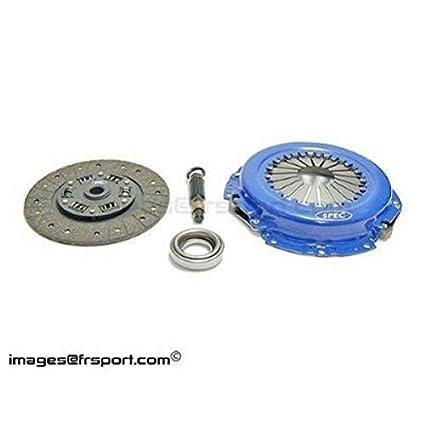 Amazon.com: SPEC SA783F Clutch Kit (02-05 Audi A4 1.8T / 02-05 VW Passat 1.8T Stage 3+): Automotive