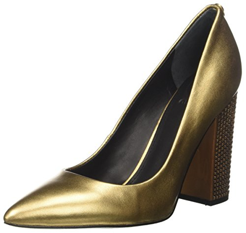 Guess WoMen Rila Closed Toe Heels Multicolour (Lcame Lcame)