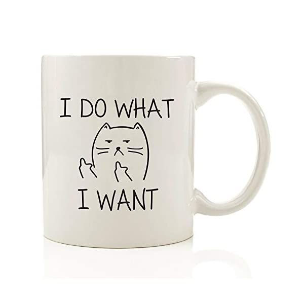 I-Do-What-I-Want-Funny-Coffee-Mug-Cat-Middle-Finger-11-oz-Birthday-Gift-For-Men-Women-Him-or-Her-Best-Office-Cup-Christmas-Present-Idea-For-Mom-Dad-Boyfriend-Girlfriend-or-Coworkers