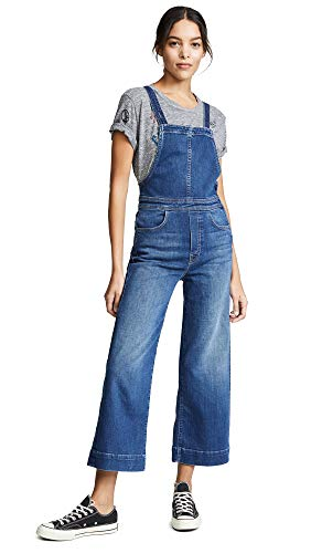 MOTHER Women's The Greaser Overalls, What I Had Before I Had You, 29