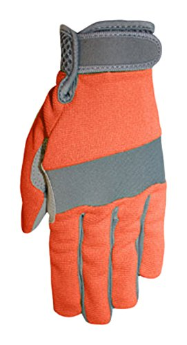 MIDWEST QUALITY GLOVES 149D4-S Synthetic Palm Glove with Spandex Back