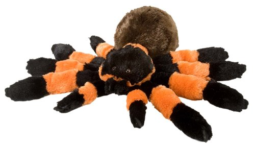Wild Republic Tarantula Plush, Stuffed Animal, Plush Toy, Gifts for Kids, Cuddlekins 12 Inches -