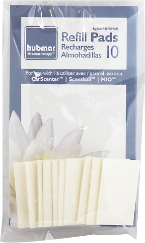 Refill Pads for Hubmar Scent Ball and Car - Refill Carscenter