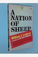 A Nation of Sheep Mass Market Paperback