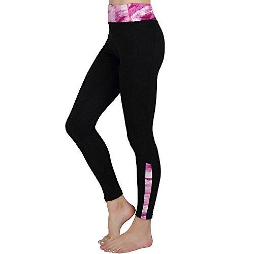 Women Active Leggings Sports Workout Tight Running Yoga Bra+ Pants - 9