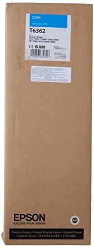 Epson UltraChrome HDR Ink Cartridge - 700ml Cyan (T636200)