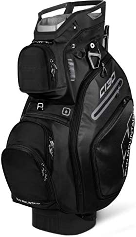 Sun Mountain C-130 5-Way Cart Bag