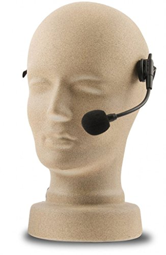 Anchor Audio HBM-TA4F Headband Microphone with TA4F plug (Anchor Microphone)