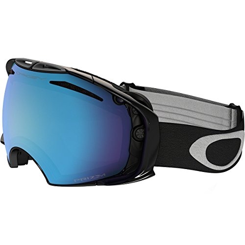 Used, Oakley OO7037-39 Airbrake Eyewear, Jet Black, Prizm for sale  Delivered anywhere in USA