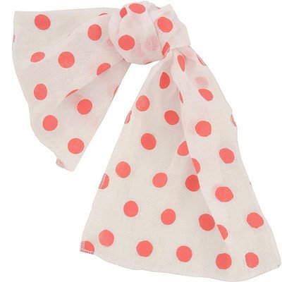 Polka Dot Scarf (Lucy Despicable Me Costume)