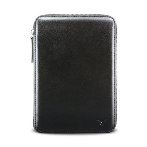 MAPi Milano, Signature Design Leather Portfolio Style Cas...