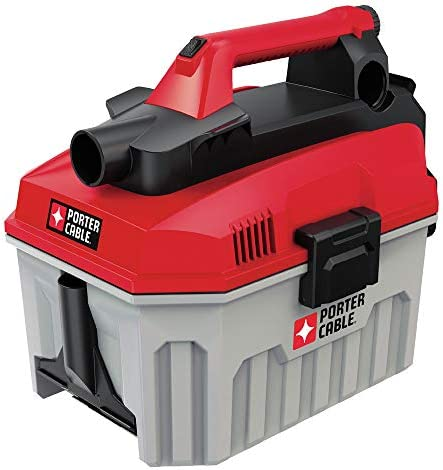 Porter-Cable PCC795BR 20V MAX 2 Gallon Wet Dry Vacuum Bare Tool Renewed