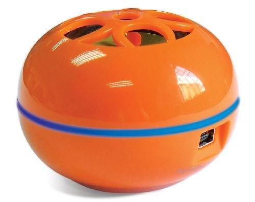 Grandmax SPKR-M1L-OR Teeny Tweakers, 1.7W Portable Speaker - Spkr Bag