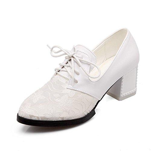 De Femme À Chaussures Doratasia Blanc Lacets Ville Pour PxwCRqUC